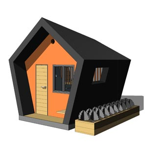 fusion homes and scratch architecture playhouse